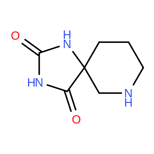 1,3,7-Triazaspiro[4.5]decane-2,4-dione