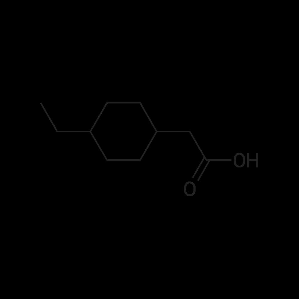 2-(4-Ethylcyclohexyl)acetic acid