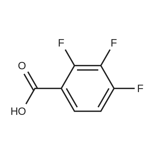 2,3,4-Trifluorobenzoic acid