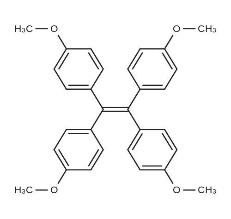 1,1,2,2-Tetrakis(4-methoxyphenyl)ethene
