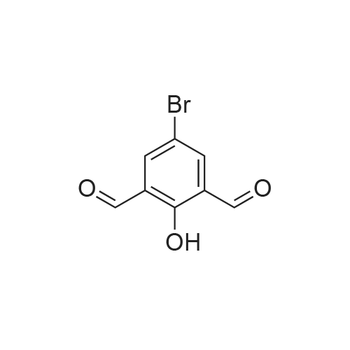 5-Bromo-2-hydroxyisophthalaldehyde