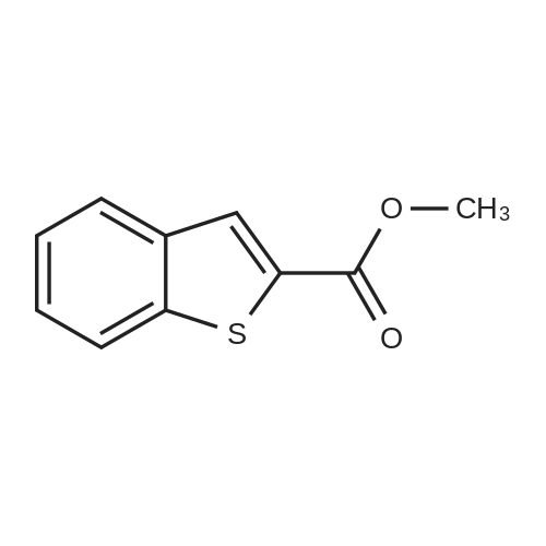 Methyl benzo[b]thiophene-2-carboxylate