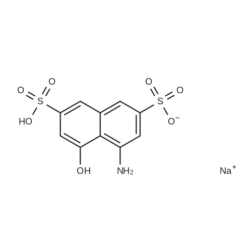 Chemical Structure| 5460-09-3