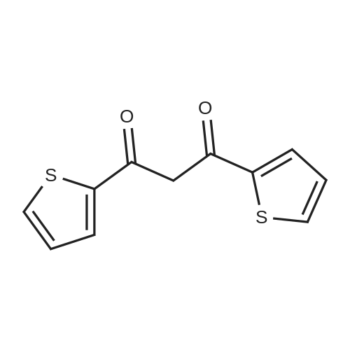 1,3-Di(thiophen-2-yl)propane-1,3-dione