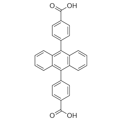 Benzoic acid, 4,4-(9,10-anthracenediyl)bis-