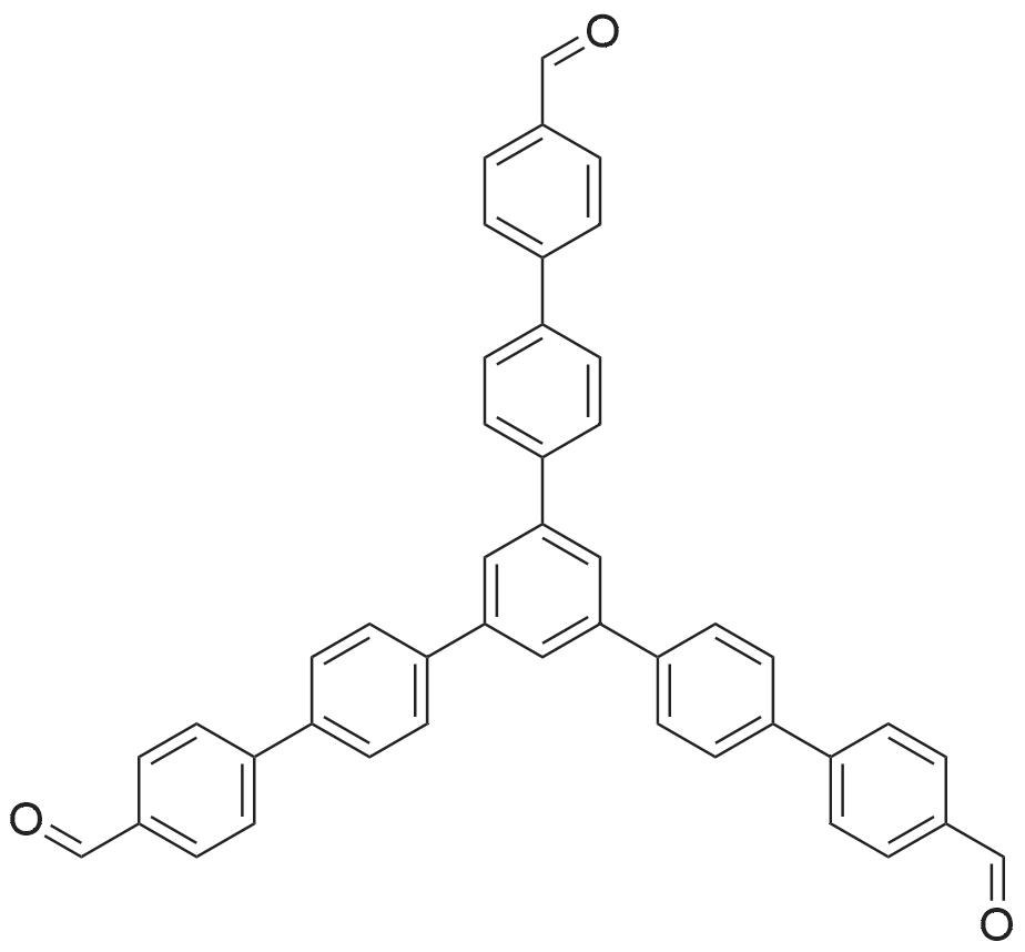 [1,1:4,1:3,1:4,1-Quinquephenyl]-4,4-dicarboxaldehyde, 5-(4-formyl[1,1-biphenyl]-4-yl)-