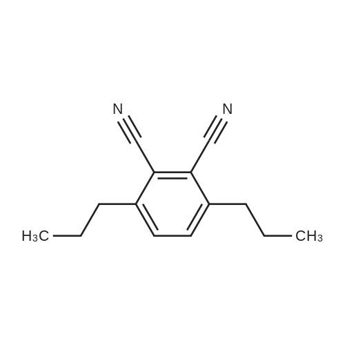 1,2-Benzenedicarbonitrile, 3,6-dipropyl-