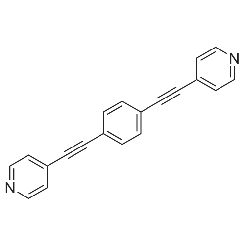 1,4-Bis(pyridin-4-ylethynyl)benzene