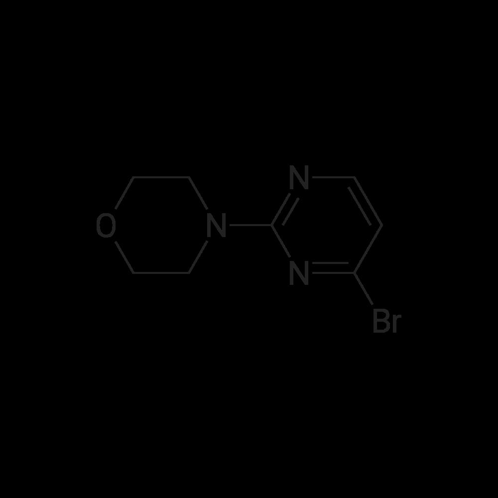 4-(4-Bromopyrimidin-2-yl)morpholine