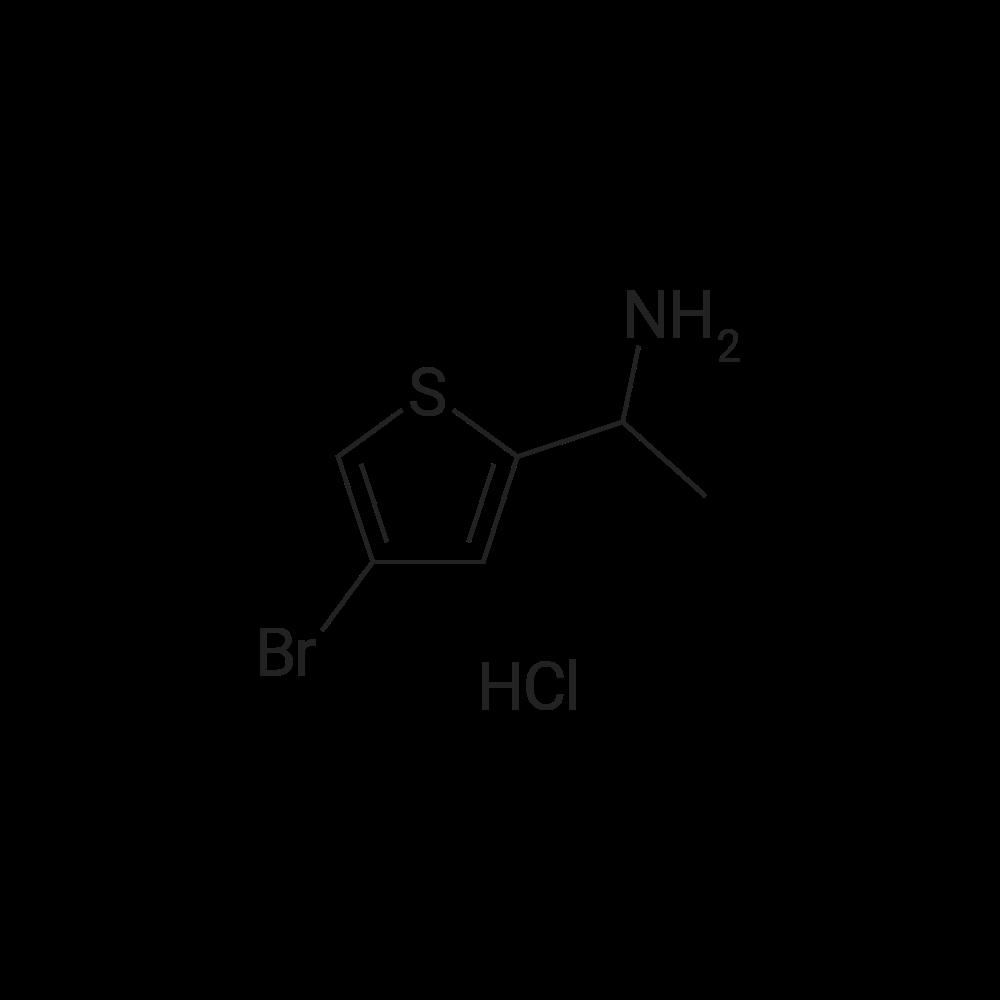 1-(4-Bromothiophen-2-yl)ethanamine hydrochloride