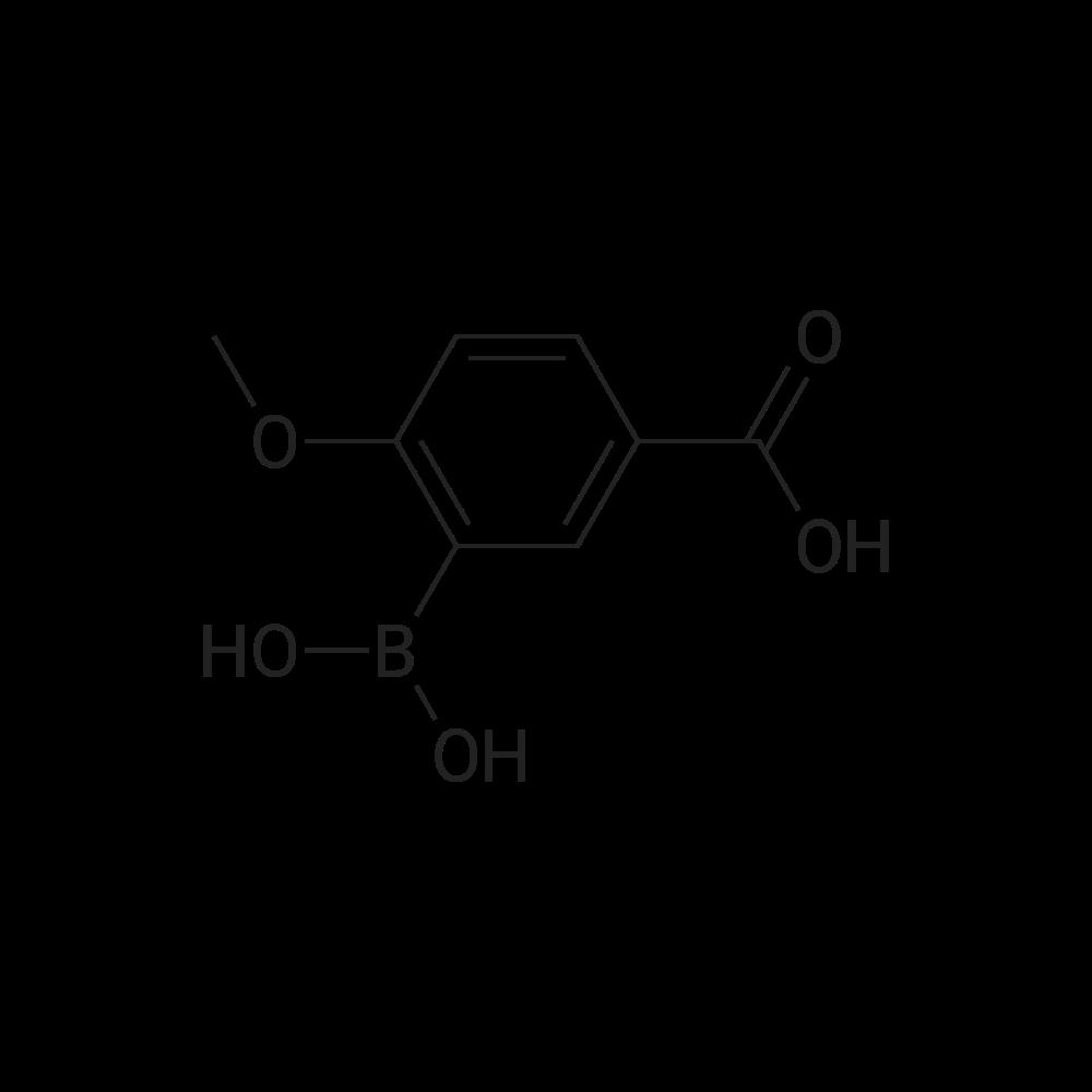 3-Borono-4-methoxybenzoic acid