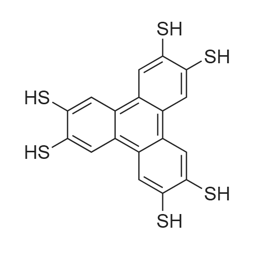 Triphenylene-2,3,6,7,10,11-hexathiol
