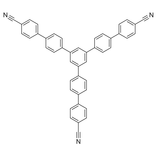 5''-(4'-Cyano-[1,1'-biphenyl]-4-yl)-[1,1':4',1'':3'',1''':4''',1''''-quinquephenyl]-4,4''''-dicarbonitrile