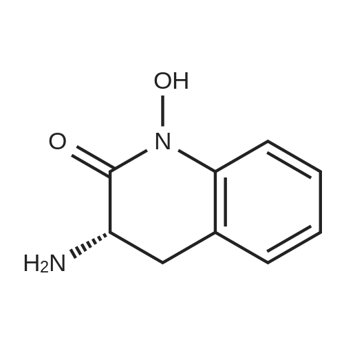(S)-3-Amino-1-hydroxy-3,4-dihydroquinolin-2(1H)-one