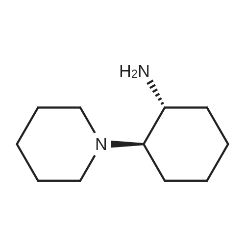 (1R,2R)-2-(Piperidin-1-yl)cyclohexanamine