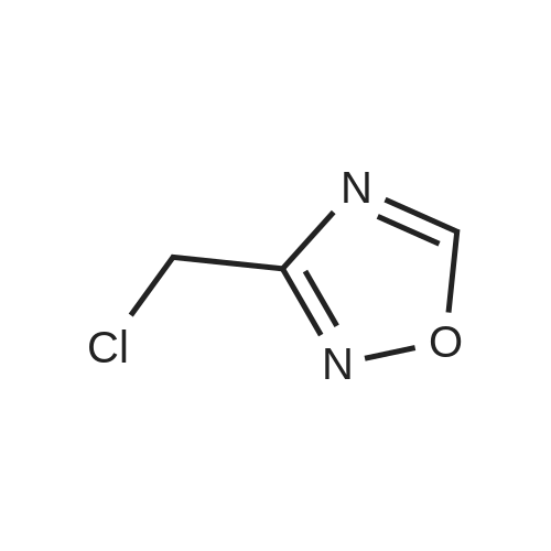 3-(Chloromethyl)-1,2,4-oxadiazole
