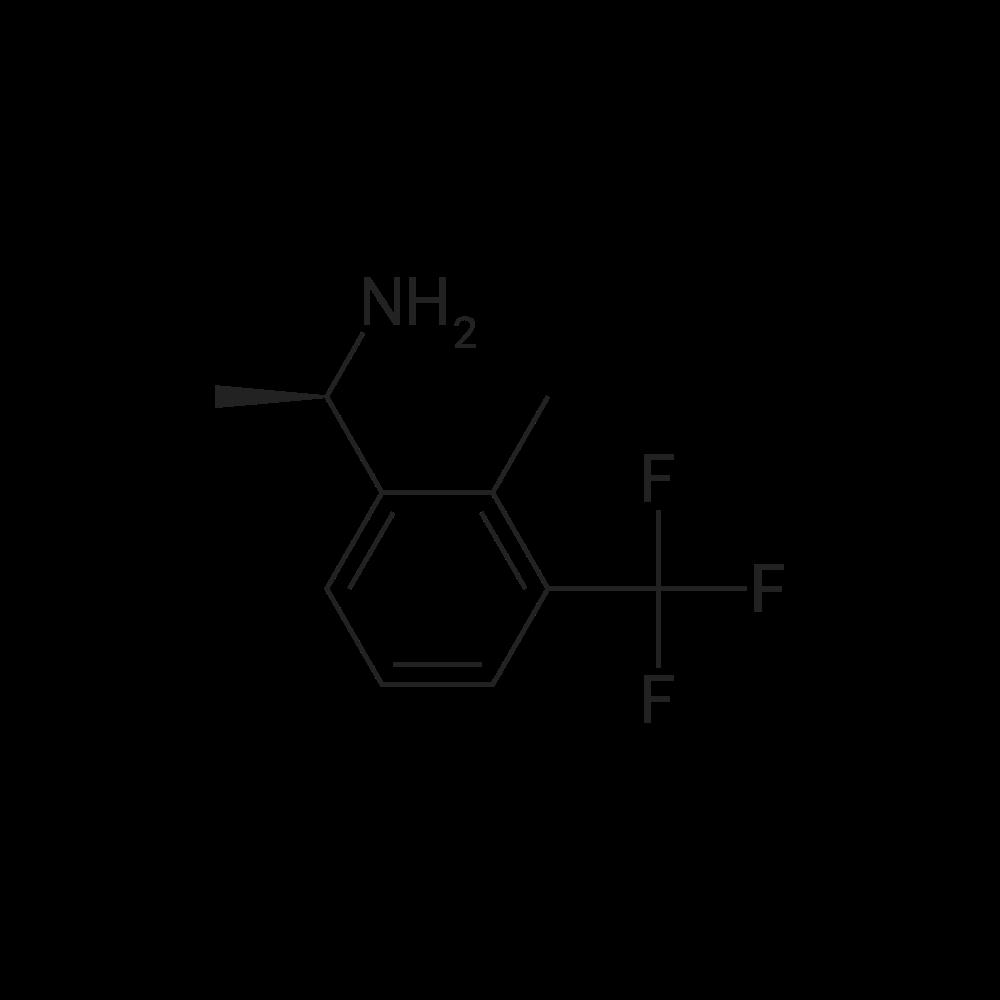 (R)-1-(2-Methyl-3-(trifluoromethyl)phenyl)ethanamine