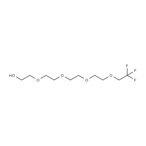 1,1,1-Trifluoroethyl-peg5-alcohol