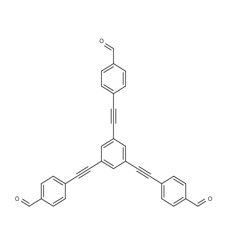 4,4',4''-(Benzene-1,3,5-triyltris(ethyne-2,1-diyl))tribenzaldehyde