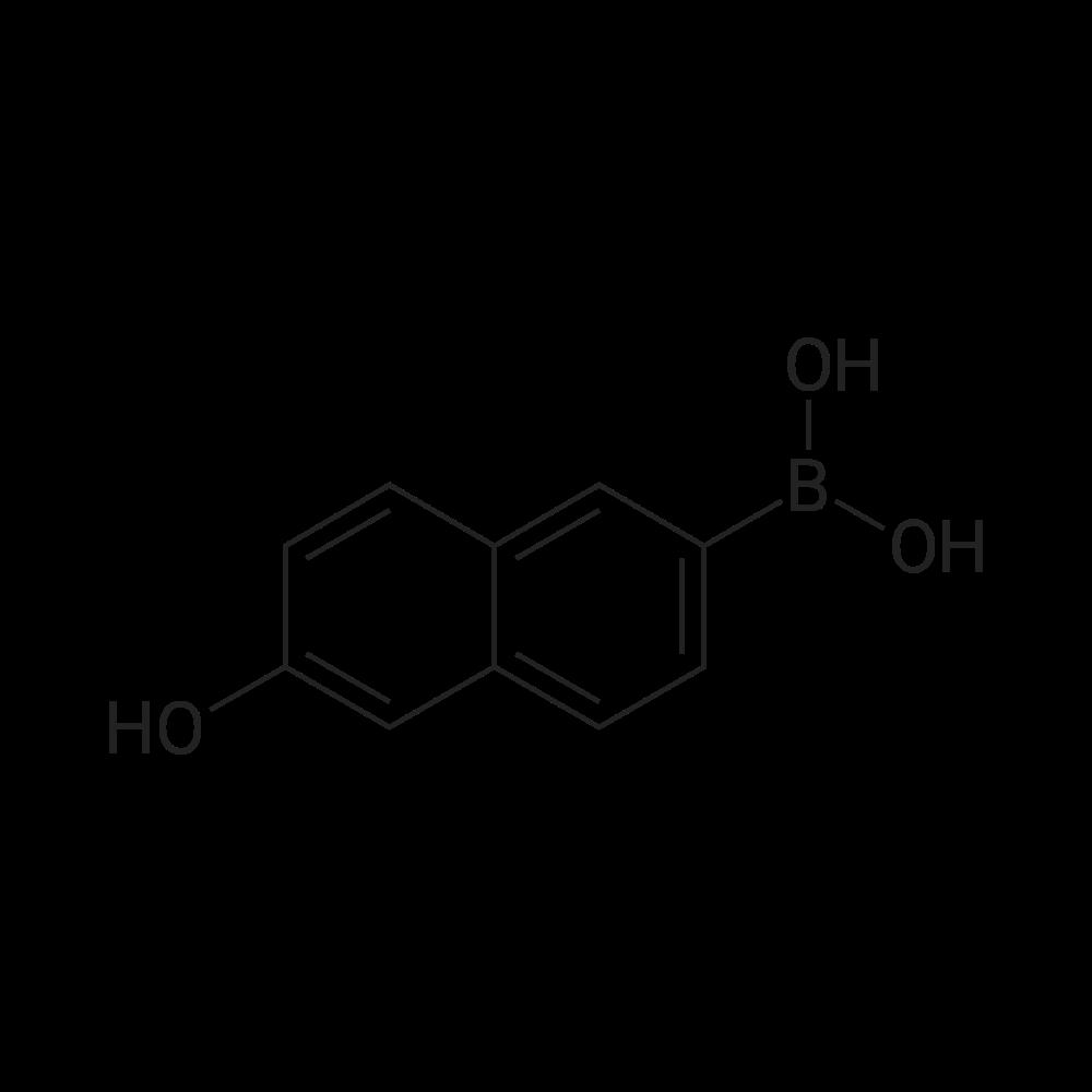 (6-Hydroxynaphthalen-2-yl)boronic acid