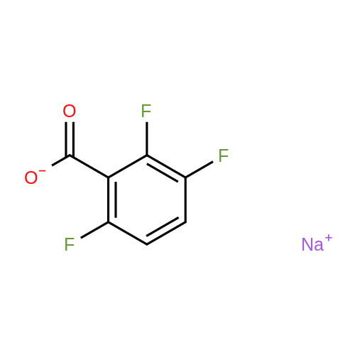 Sodium 2,3,6-trifluorobenzoate