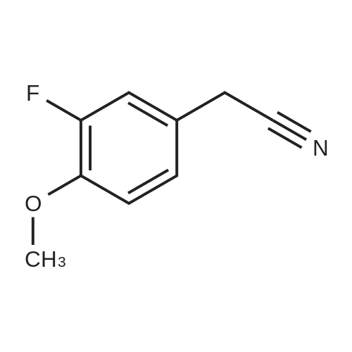 Chemical Structure| 404-90-0