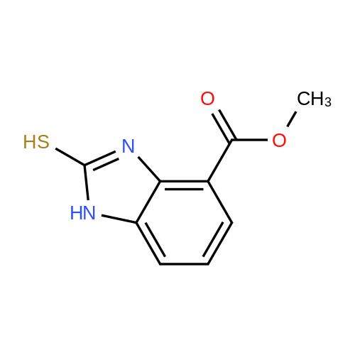Chemical Structure  92807-02-8