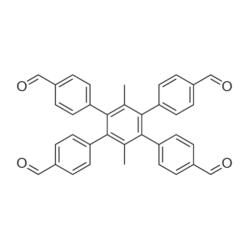 4',5'-Bis(4-formylphenyl)-3',6'-dimethyl-[1,1':2',1''-terphenyl]-4,4''-dicarbaldehyde
