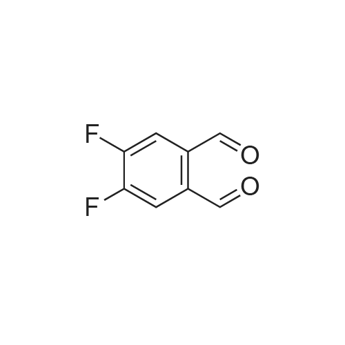 1,2-Benzenedicarboxaldehyde, 4,5-difluoro-