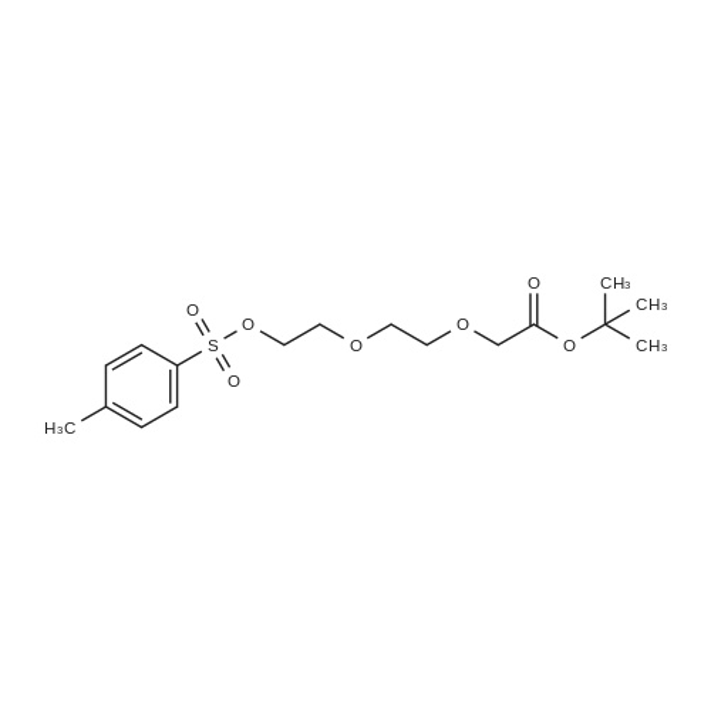 tert-Butyl 2-(2-(2-(tosyloxy)ethoxy)ethoxy)acetate