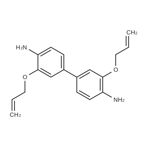 3,3'-Bis(allyloxy)-[1,1'-biphenyl]-4,4'-diamine