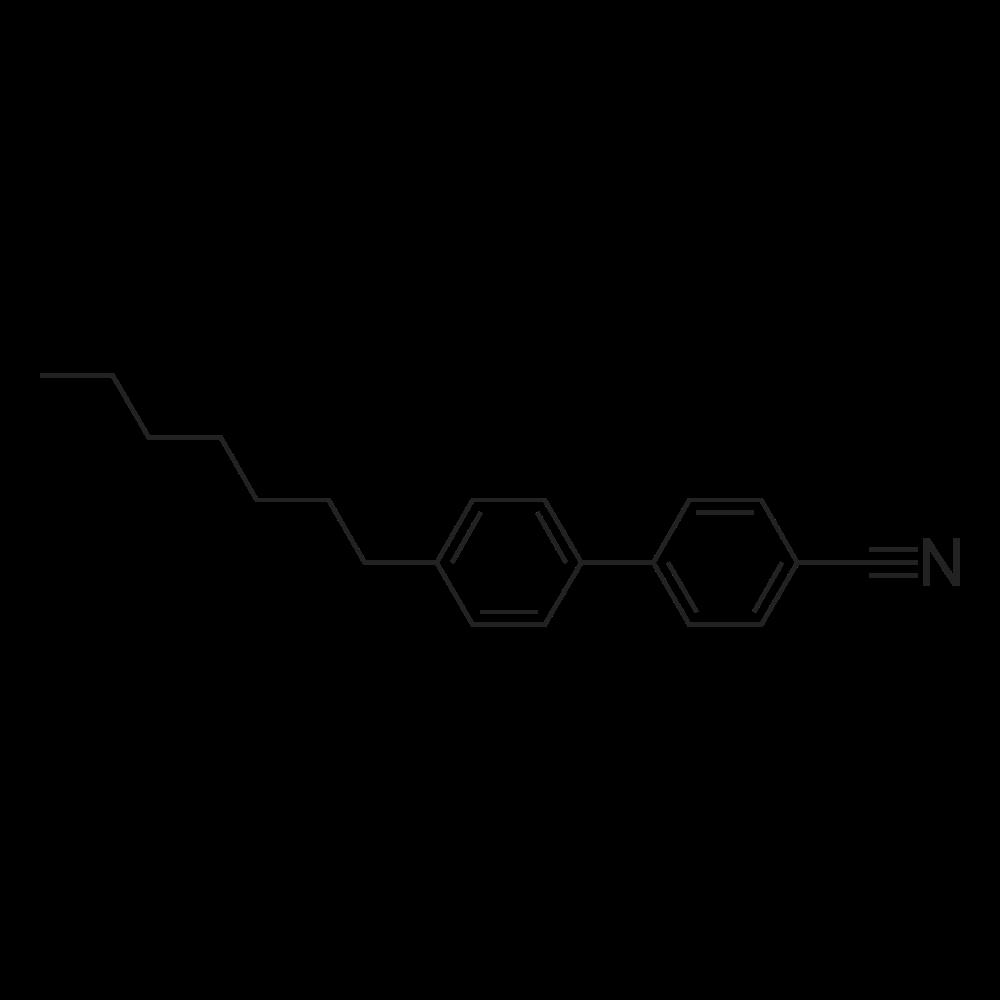 4'-Heptyl-[1,1'-biphenyl]-4-carbonitrile