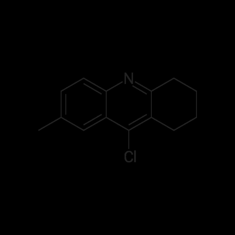 9-Chloro-7-methyl-1,2,3,4-tetrahydroacridine