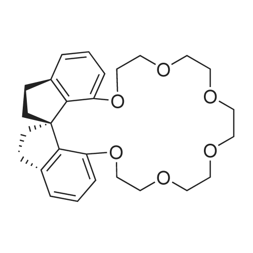 (24aR)-1,2,7,8,10,11,13,14,16,17,19,20,25,26-Tetradecahydrodiindeno[7,1-qr:1',7'-st][1,4,7,10,13,16]hexaoxacyclohenicosine