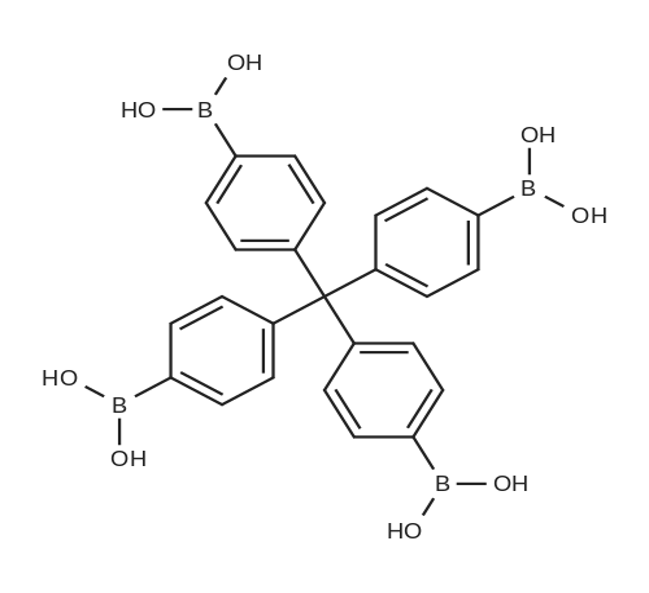 (Methanetetrayltetrakis(benzene-4,1-diyl))tetraboronic acid