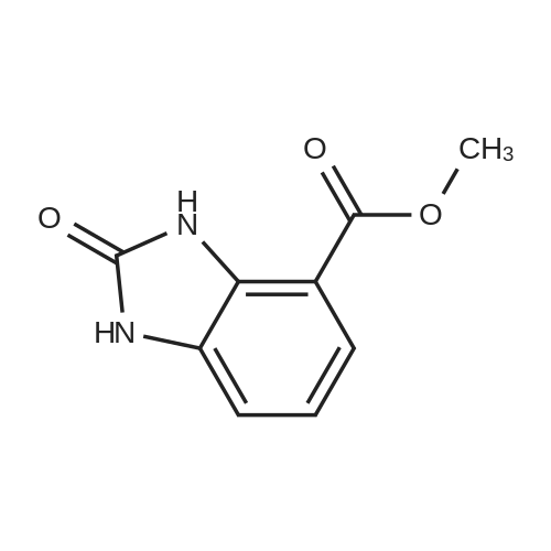 Methyl 2-oxo-2,3-dihydro-1H-benzo[d]imidazole-4-carboxylate