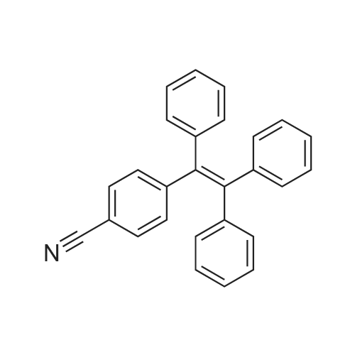 4-(1,2,2-Triphenylvinyl)benzonitrile
