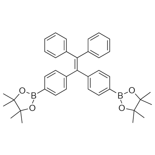 2,2'-((2,2-Diphenylethene-1,1-diyl)bis(4,1-phenylene))bis(4,4,5,5-tetramethyl-1,3,2-dioxaborolane)