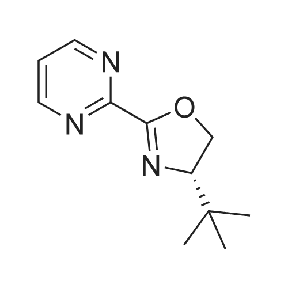 (S)-4-(tert-Butyl)-2-(pyrimidin-2-yl)-4,5-dihydrooxazole