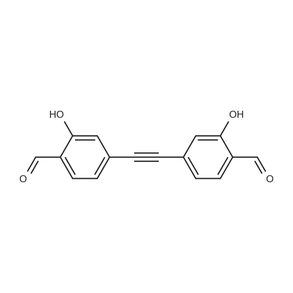 4,4'-(1,2-Ethynediyl)bis[2-hydroxybenzaldehyde]
