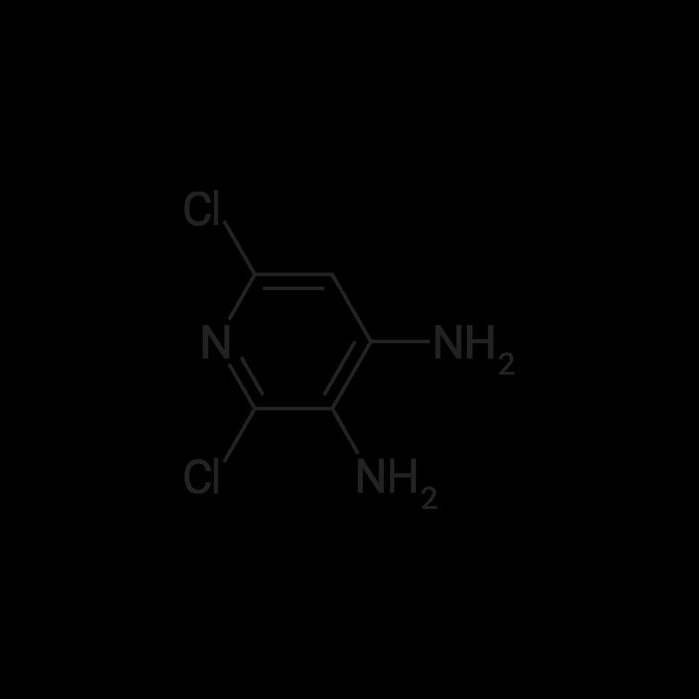 2,6-Dichloropyridine-3,4-diamine