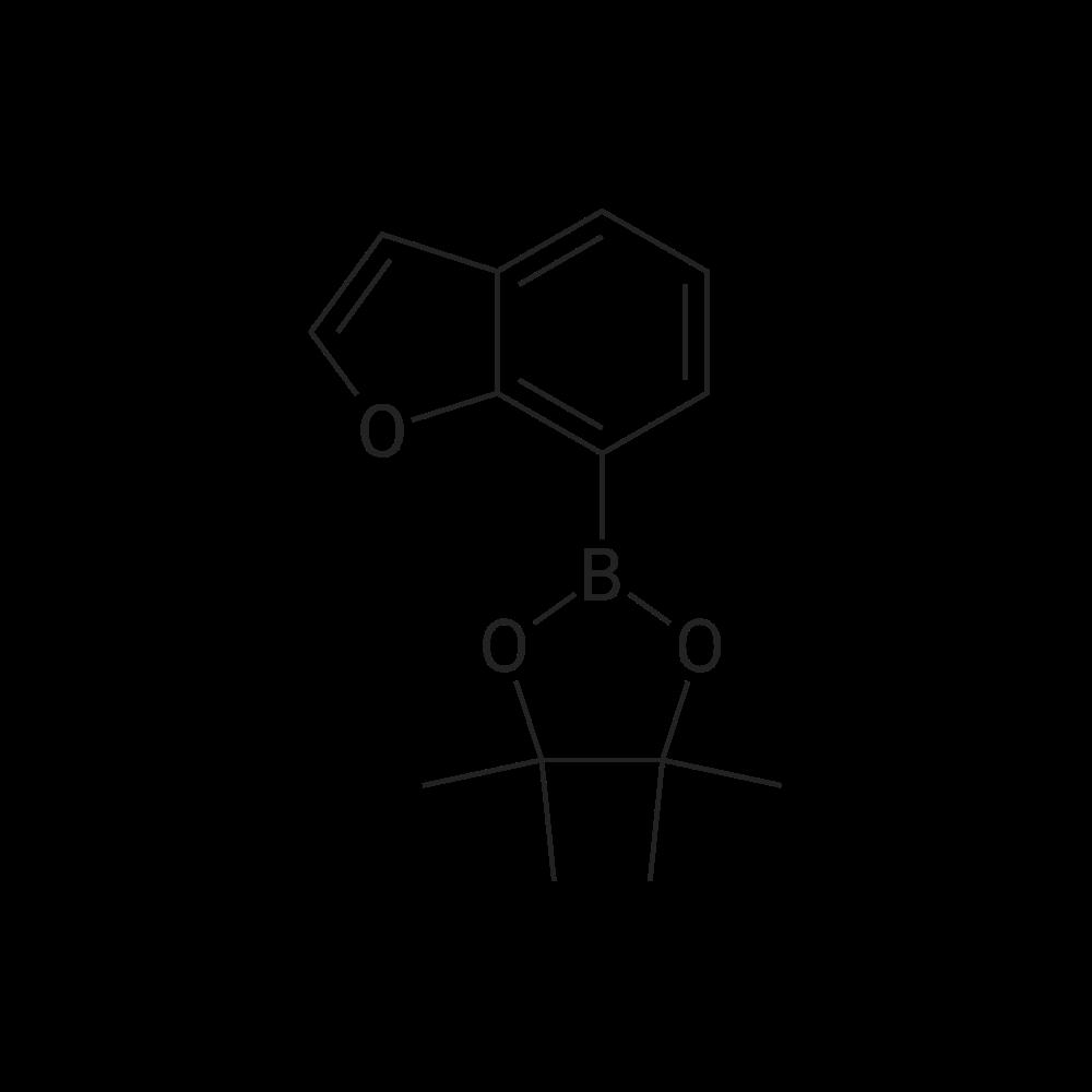 2-(Benzofuran-7-yl)-4,4,5,5-tetramethyl-1,3,2-dioxaborolane