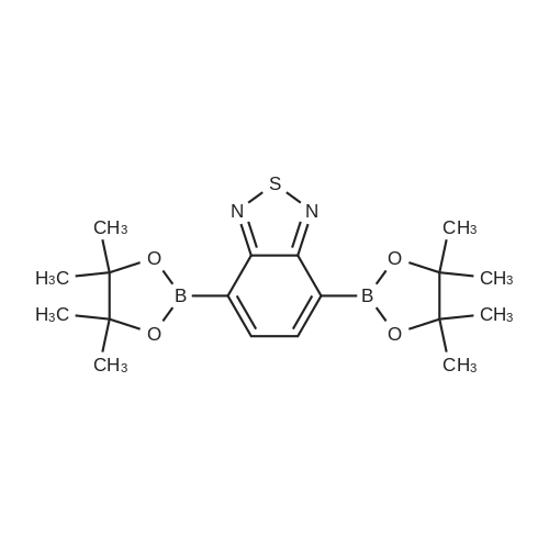 4,7-Bis(4,4,5,5-tetramethyl-1,3,2-dioxaborolan-2-yl)benzo[c][1,2,5]thiadiazole