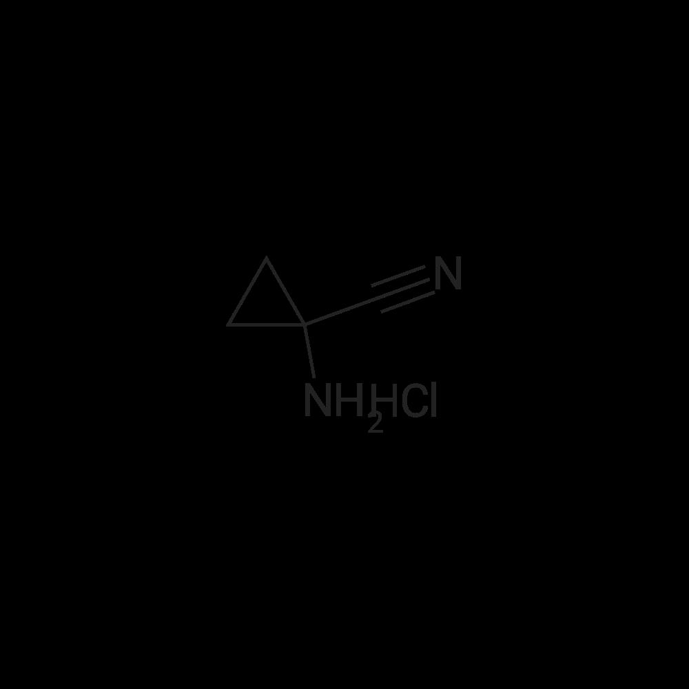 1-Amino-1-cyclopropanecarbonitrile hydrochloride