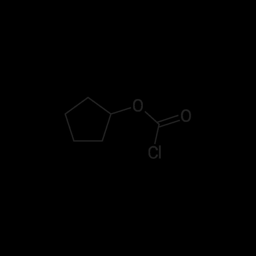Cyclopentyl carbonochloridate