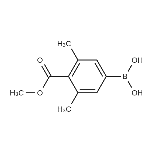 (4-(Methoxycarbonyl)-3,5-dimethylphenyl)boronic acid