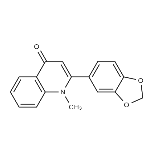 Chemical Structure| 485-61-0