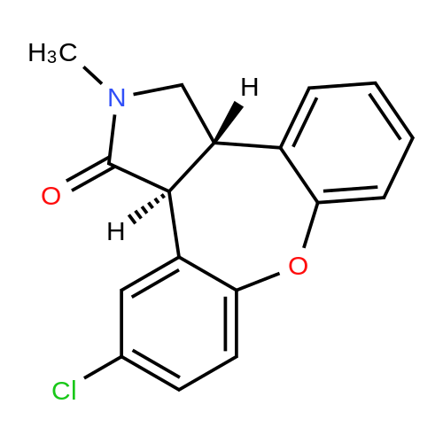 Chemical Structure| 129385-59-7