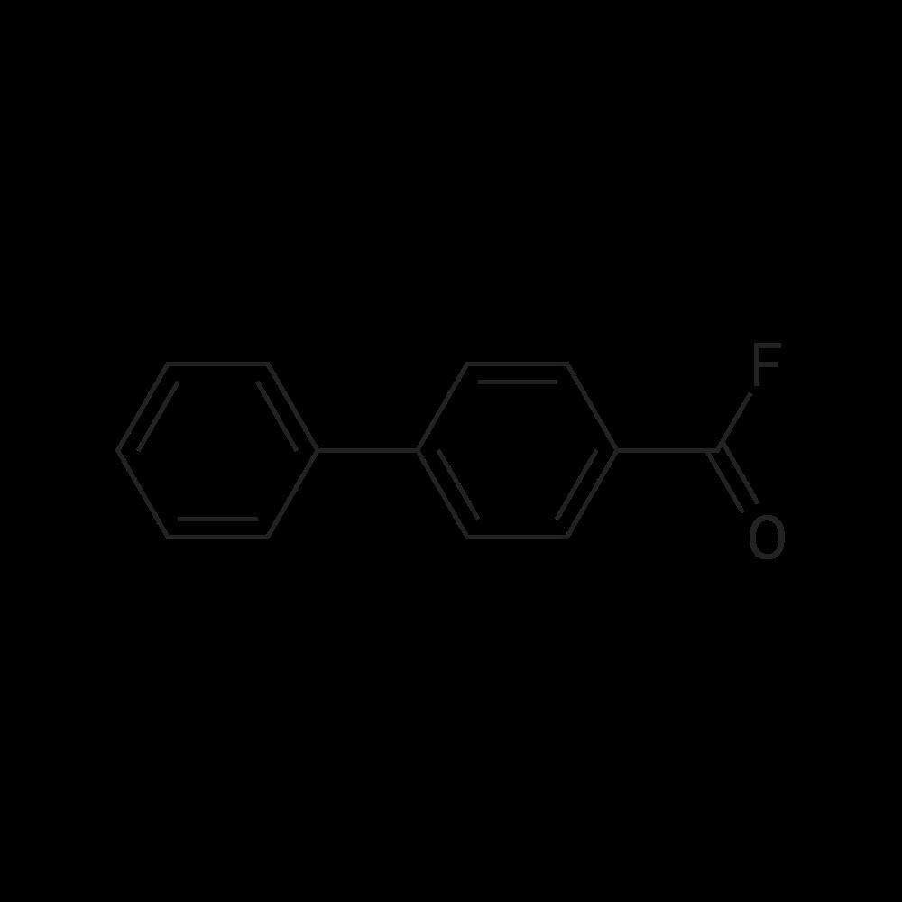 [1,1'-Biphenyl]-4-carbonyl fluoride