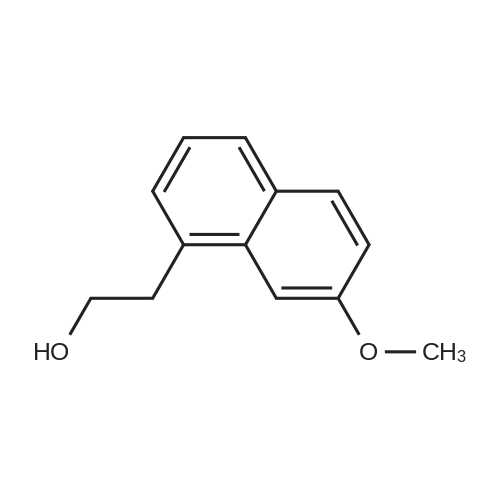 2-(7-Methoxynaphthalen-1-yl)ethan-1-ol